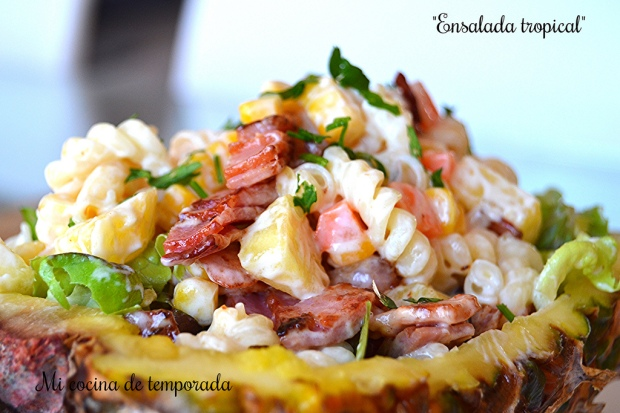 Ensalada tropical1