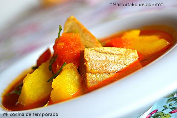 Marmitako de bonito 1