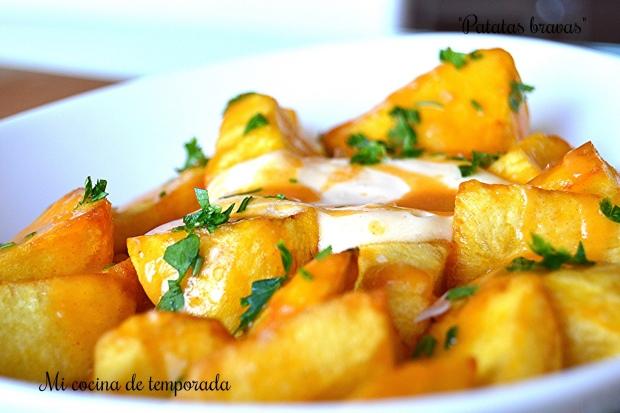 patatas bravas verision 1